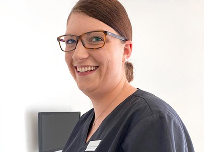 Fabienne Einhaus - Team Praxis Lumodent Dr. Schmidt - Zahnmedizinische Fachangestellte (ZFA)