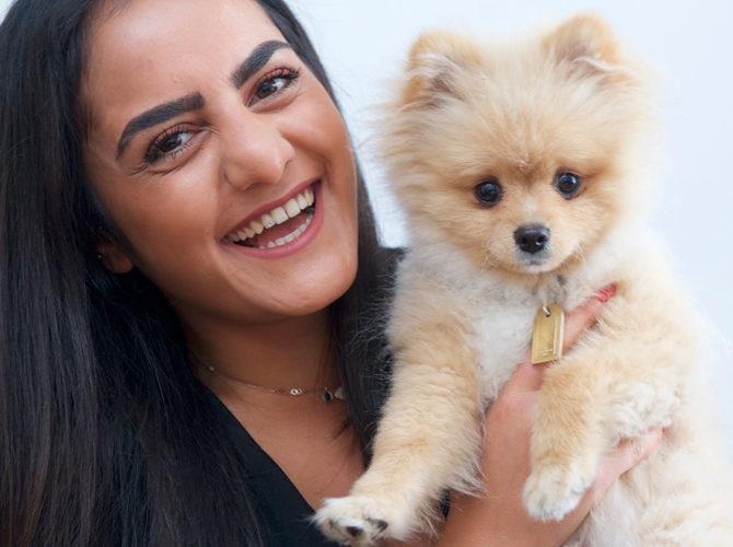 Der Liebling aller Patienten - Praxishund Leo