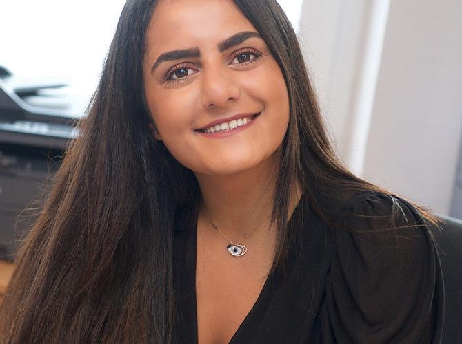 Sibel Schmidt - Team Praxis Lumodent Dr. Schmidt - Abrechnung und Verwaltung