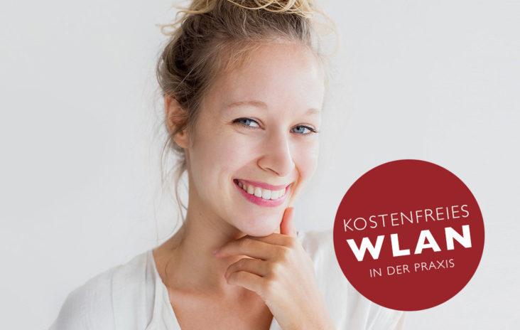 Ab sofort, kostenfreies WLAN in der Praxis - Lumodent